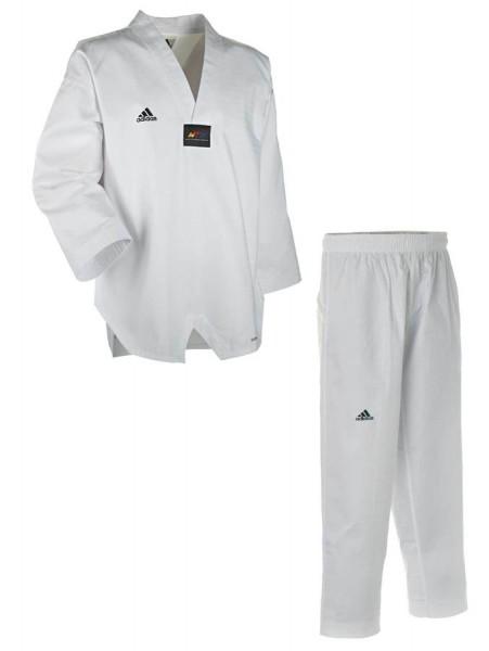adidas Taekwondoanzug, Adichamp III,weißes Revers, ADITCH03