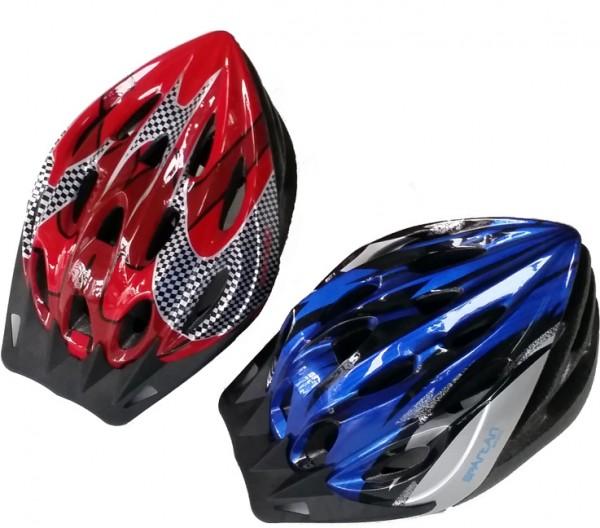"""Spartan Fahrradhelm """"Tour blau"""", 307"""
