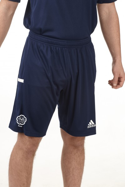 TV Erlangen Judo adidas T19 Knee Shorts Männer blau/weiß