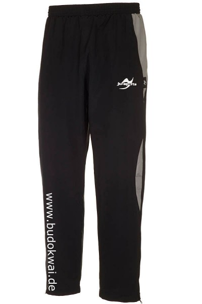 Teamwear Element C1 Hose schwarz, Budokwai Schwäbisch Hall e.V. Vereinsedition