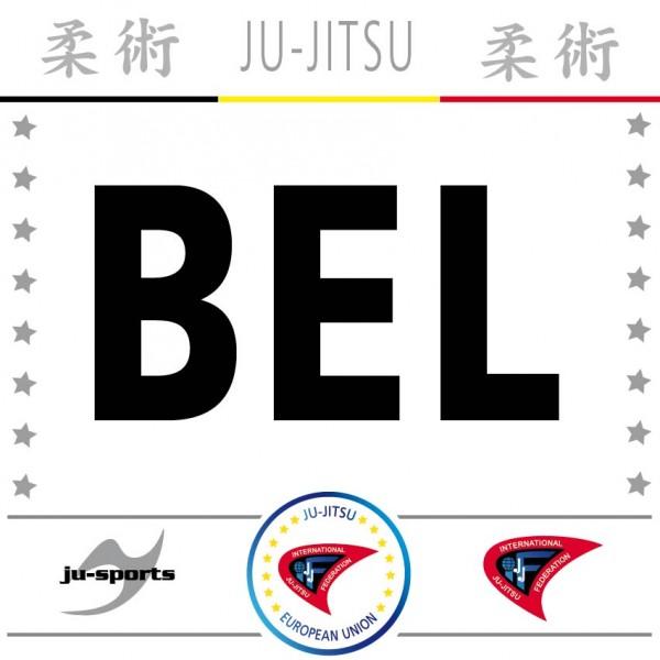 Backnumber JJEU Belgium