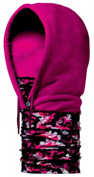 BUFF Hoodie Camogum/Mardi Grape 105506