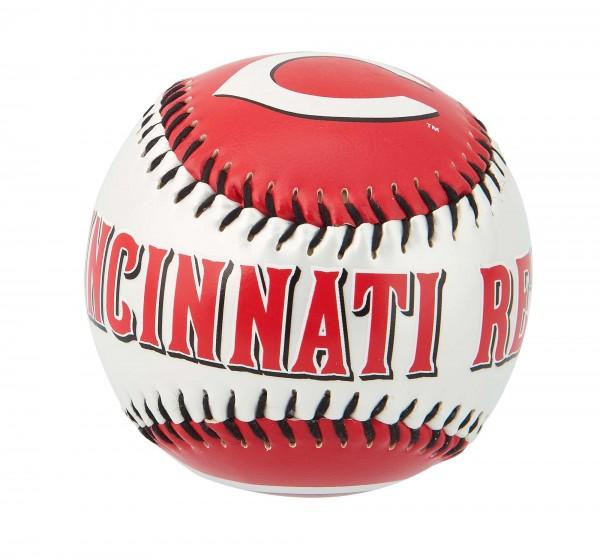 Franklin MLB Team Soft Strike® Baseballs - Reds