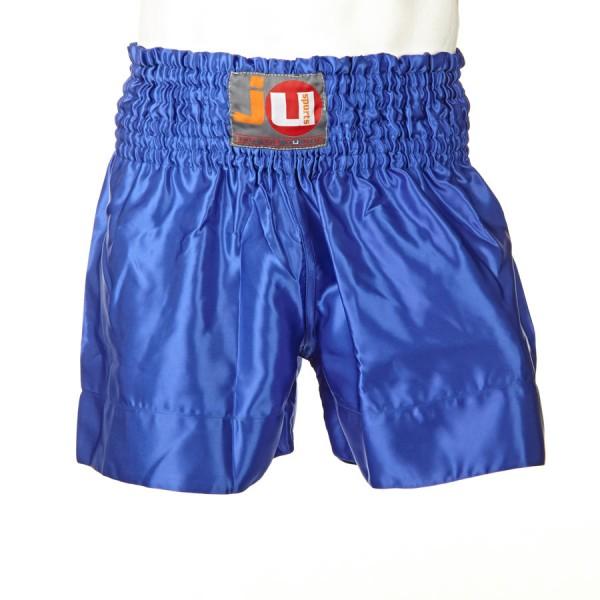 "Thaiboxhose ""color"" blau"