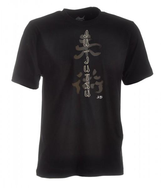 Ju-Jutsu-Shirt Classic schwarz