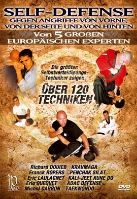 Self – Defense gegen Angriffe von vorne, von der Seite und von hinten, DVD 90