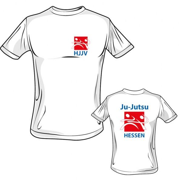 T-Shirt L150 weiß - HJJV Edition