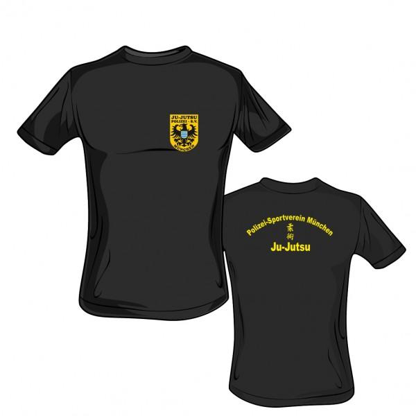 Polizei SV München T-Shirt L190 schwarz