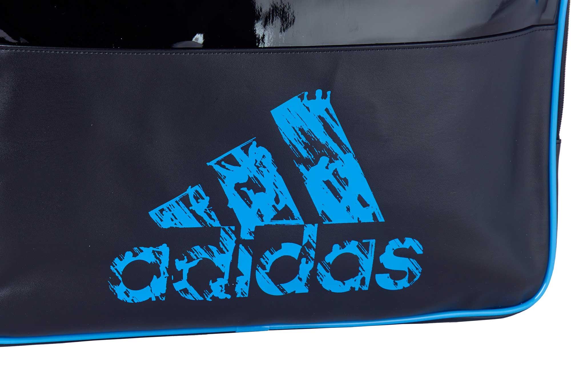 1e1461ba940c6 ... Vorschau  adidas Freizeit Tasche adiACC110CS3-L schwarz solar blue
