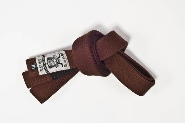 GR1PS BJJ Belt brown