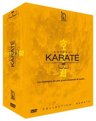 Karate DVDs Box set (dvd 001 dvd 002 dvd 009 dvd 010)