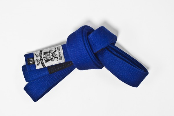 GR1PS BJJ Belt blue