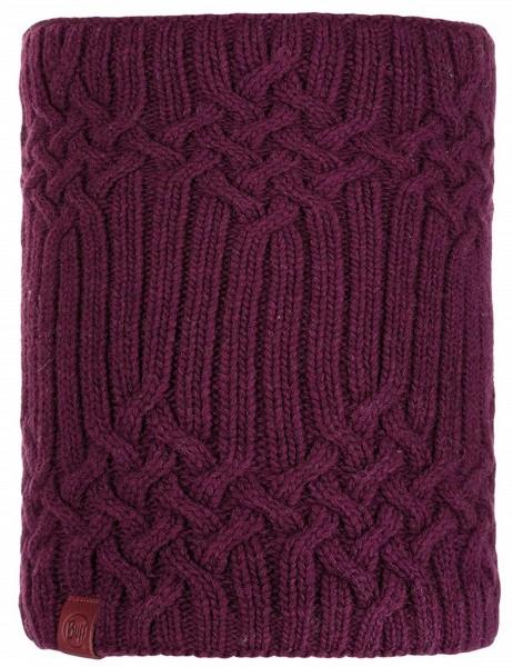 BUFF Knitted & Polar Neckwarmer Helle Beere, 117874
