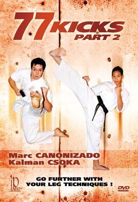 77 Kicks, Vol. 2, DVD 104