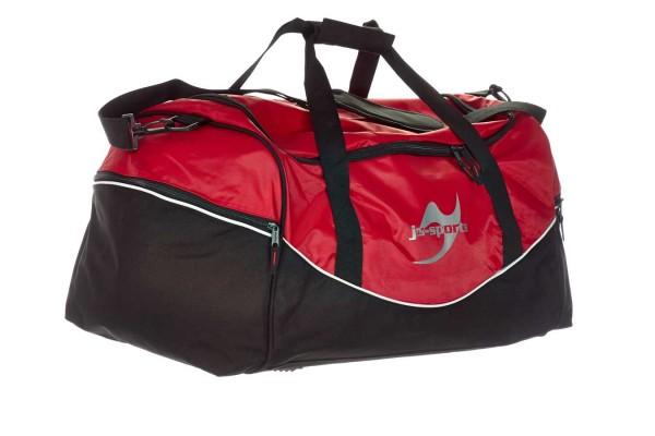 Tasche Team rot/schwarz