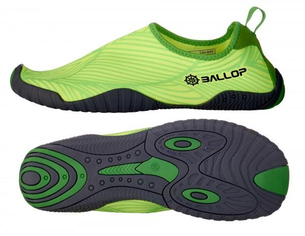 BALLOP Skinfit Leaf green V2-Sohle