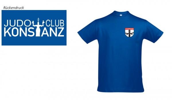 Imperial T-Shirt, Royal Blue, JC Konstanz Vereinsedition, L190