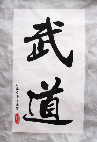 Poster Budo