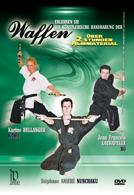 Erlernen Sie die Künstlerische Handhabung der Waffen, DVD 74