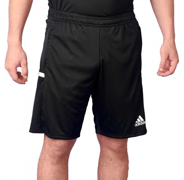adidas T19 3P Shorts Männer schwarzweiß, DW6880