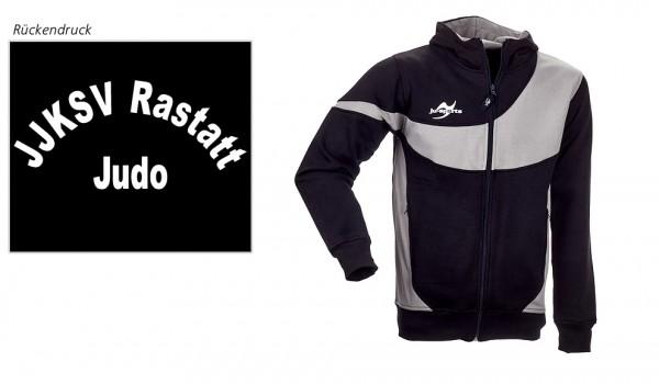 Teamwear Element C1 Zip Hoodie, JJKSV Raststatt, Vereinslogo Judo
