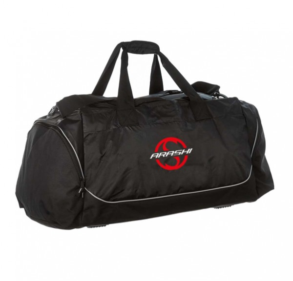 Jumbo Tasche groß, schwarz Arashi Vereinsedition