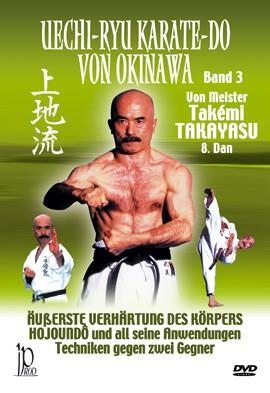 Uechi-Ryu Karate-Do von Okinawa Bd. 3, DVD 119