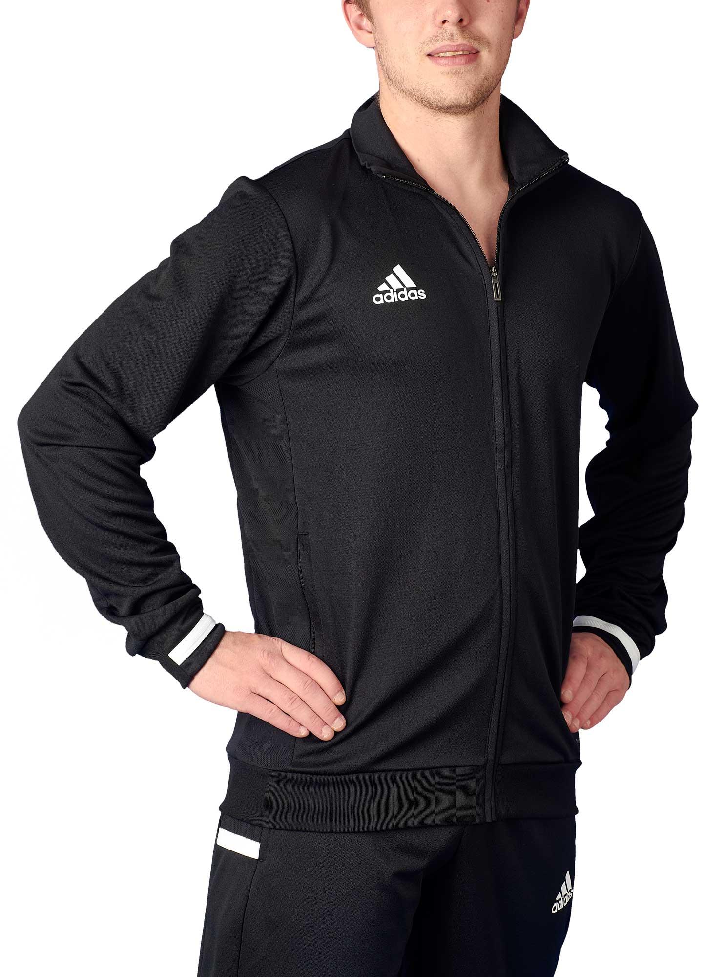 74660909f16c6 Vorschau  adidas T19 Trekking Jacket Männer schwarz weiß