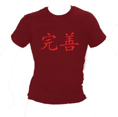 Shirt Perfektion Kanji