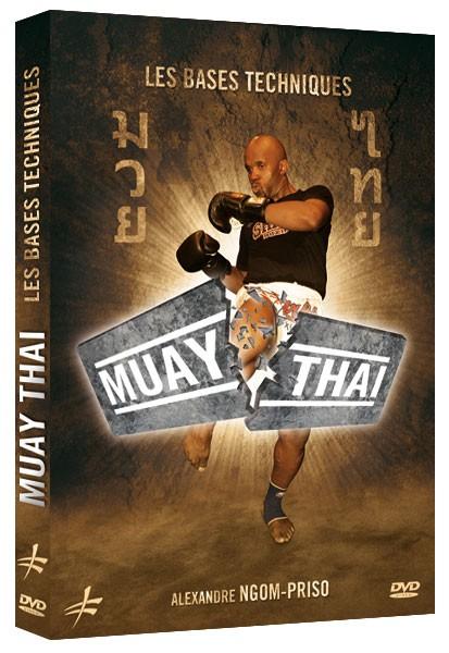 Muay Thai - Die Grundtechniken, DVD 303