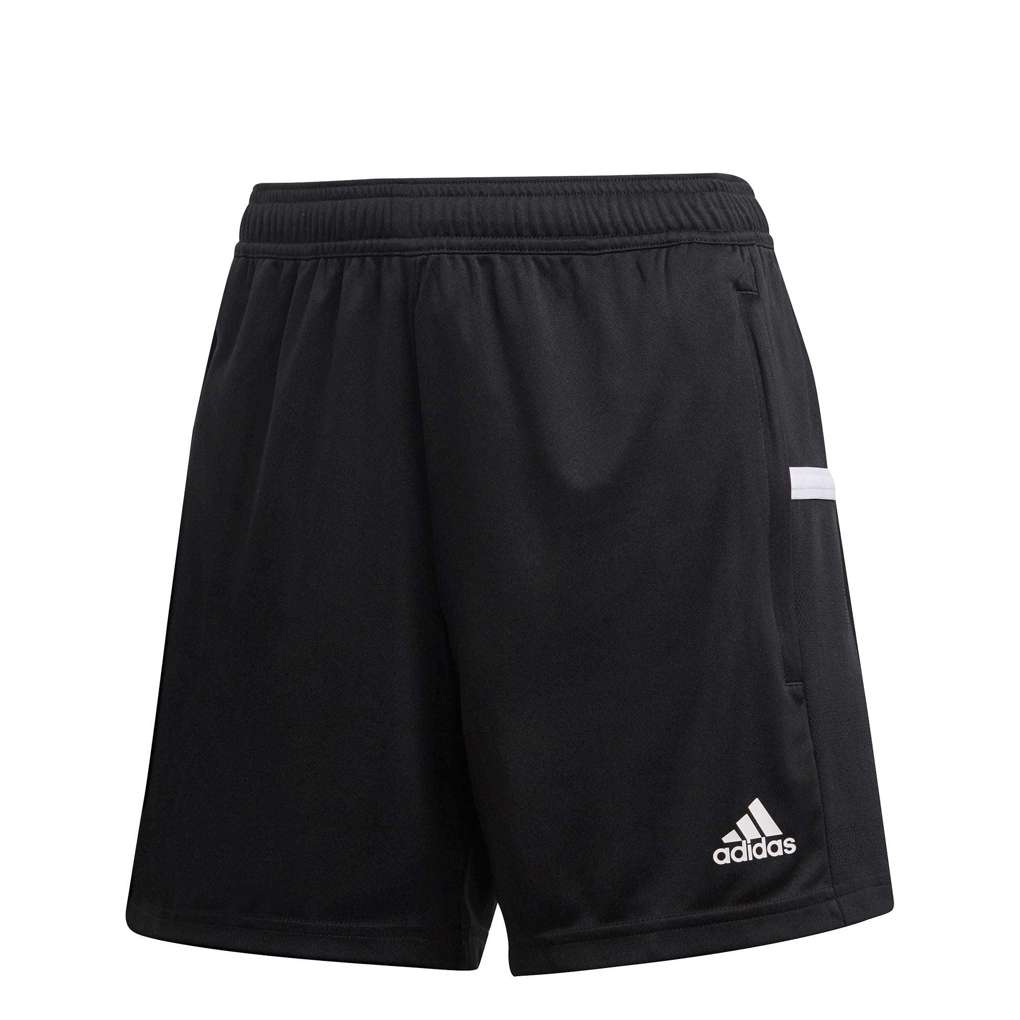 adidas T19 3P Shorts Damen schwarzweiß, DW6879
