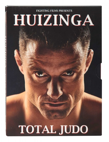 Huizinga - Total Judo (Doppel DVD)