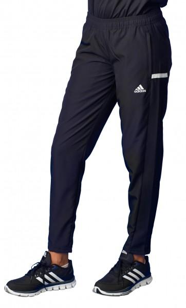 adidas T19 Woven Pants Damen schwarz/weiß, DW6867