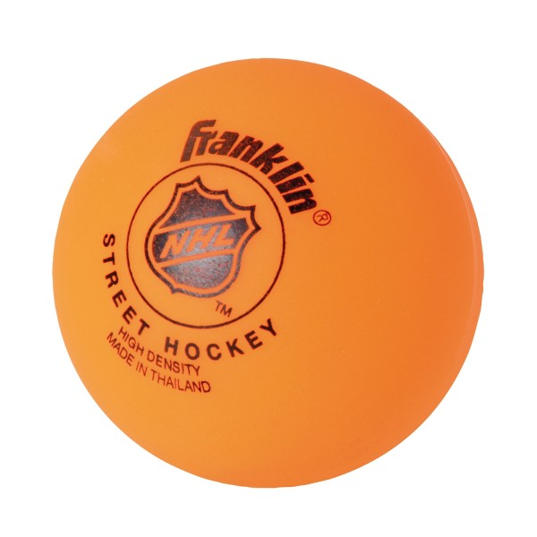 Franklin Streethockeyball High Density orange