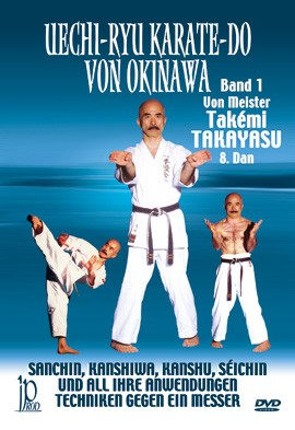 Uechi-Ryu Karate-Do von Okinawa Bd. 1, DVD 79