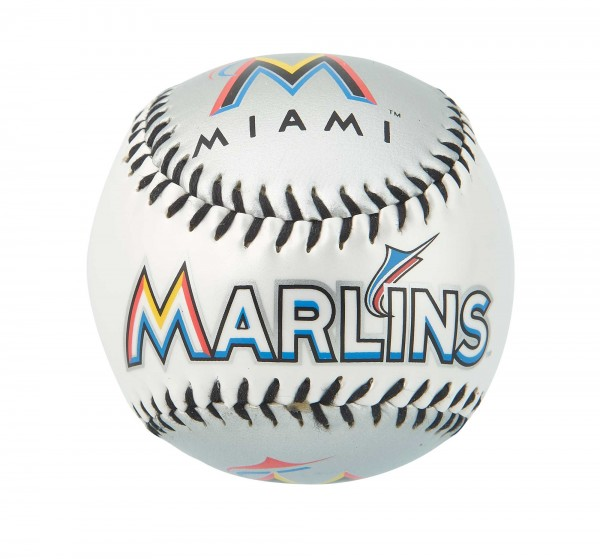 Franklin MLB Team Soft Strike® Baseballs - Marlins