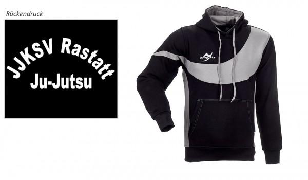 Teamwear Element C1 Hoodie, JJKSV Raststatt, Vereinslogo Ju-Jutsu