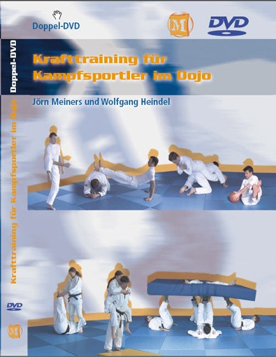 Krafttraining für Kampfsportler im Dojo