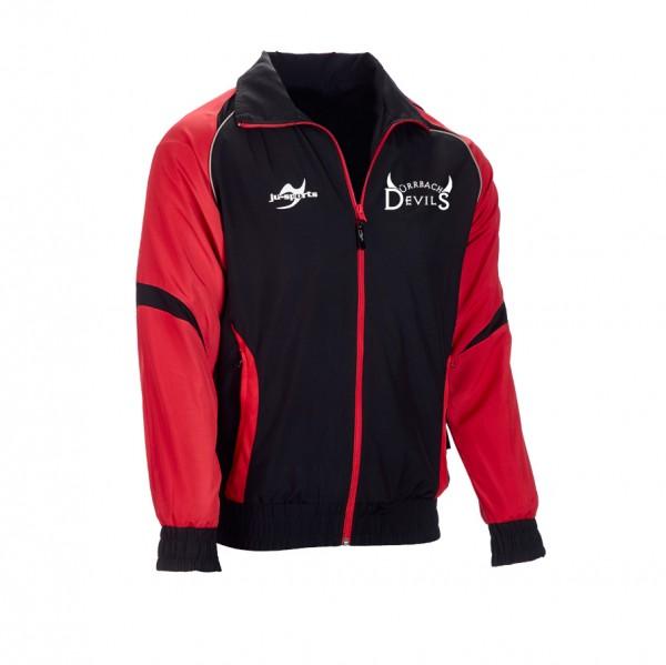 Teamwear Element C2 Jacke schwarz/rot - SV Oberdürrbach Kollektion