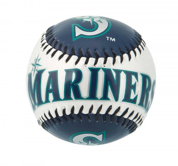 Franklin MLB Team Soft Strike® Baseballs - Mariners