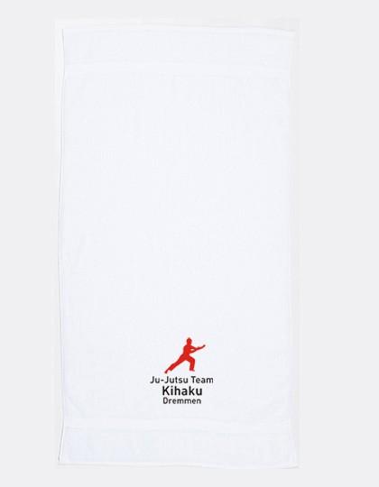 Badetuch 70x130cm mit Kihaku Dremmen Stick