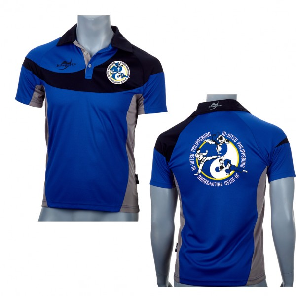 Philippsburg Teamwear Element C1 Polo blau