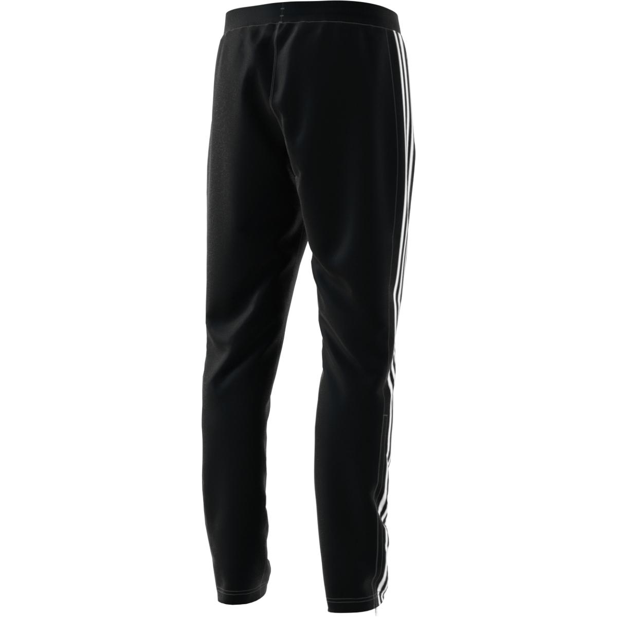fe093ff51633ff ... Vorschau  adidas T16 Team Sweat Hose Männer schwarz  weiß AJ5395 ...