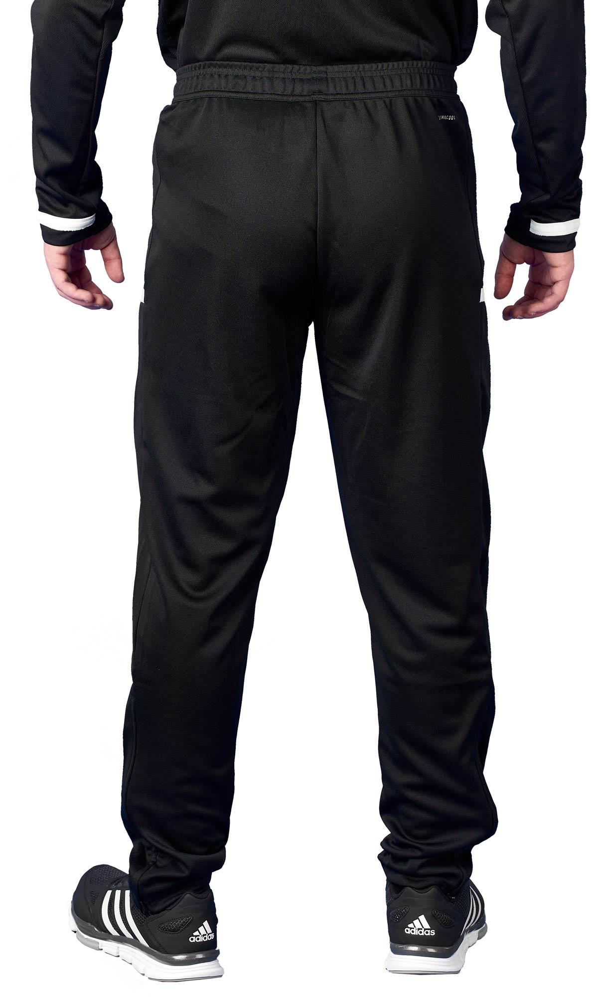adidas T19 Trekking Pants Männer schwarzweiß, DW6862