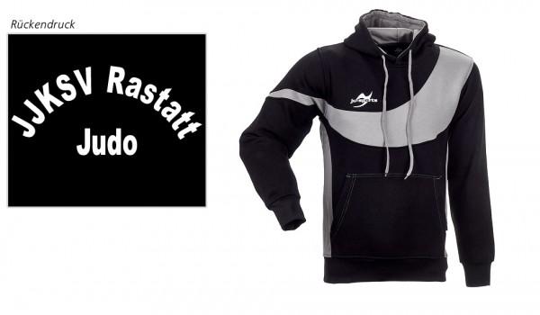 Teamwear Element C1 Hoodie, JJKSV Raststatt, Vereinslogo Judo