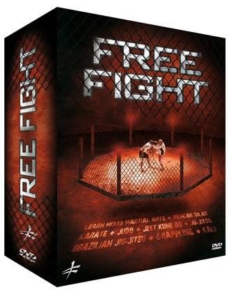 3 DVD Freefight COF 57