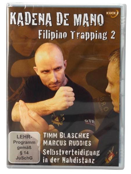 DVD Serie Kadena de Mano Filipino Trapping Teil 2