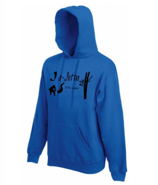 Classic Hooded Sweat, F421, TV Plochingen Ju-Jutsu, blau