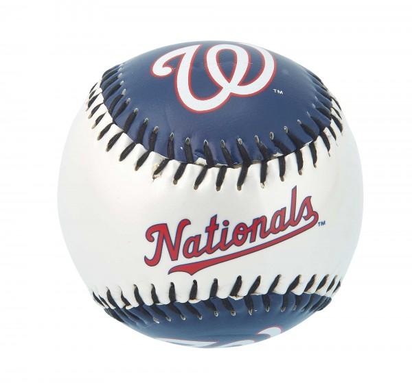 Franklin MLB Team Soft Strike® Baseballs - Nationals