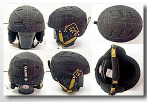 Ski- und Snowboard-Helm 1356
